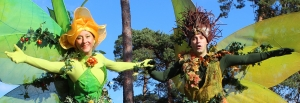Les Elfes Nature, Cie Les Géants - Zizanie
